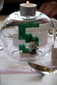 Lego centre piece