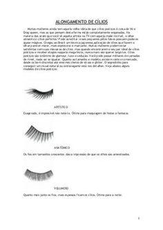apostila alongamento de cilios Makeup Quotes, Eyelashes, Manicure, Instagram, Piercing, Dan, Tattoo, Beauty, Make Up Remover