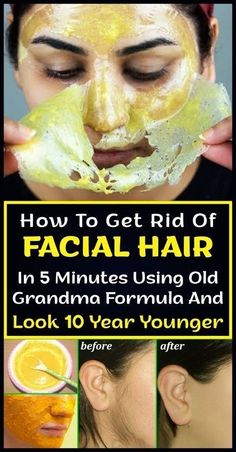 How To Get Rid Of Facial Hair In 5 Minutes With Old Grandma Formula And 10 . - How to get rid of facial hair in 5 minutes with Old Grandma Formula and look 10 years younger – Wo - Beauty Tips For Face, Natural Beauty Tips, Beauty Secrets, Beauty Hacks, Natural Hair Styles, Face Tips, Diy Beauty, Beauty Products, Beauty Ideas