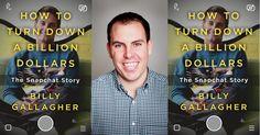 Former TechCruncher Billy Gallagher announces book on Snapchats origin