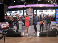 More DD from GMA - with Robin Roberts!