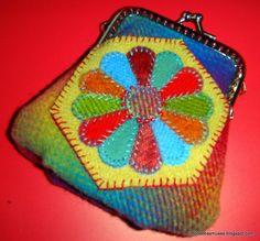 Stitching Society purse