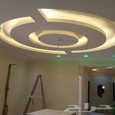 Eye-Opening Useful Ideas: False Ceiling With Fan Interior Design false ceiling with fan for bedroom.False Ceiling Bathroom Home false ceiling bedroom laundry rooms.False Ceiling Section Detail. Gypsum Ceiling Design, Ceiling Design Living Room, Bedroom False Ceiling Design, False Ceiling Living Room, Ceiling Chandelier, Ceiling Decor, Ceiling Lights, Ceiling Ideas, Dark Ceiling