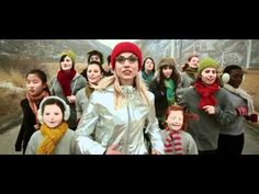 Mindy Gledhill - Whole Wide World (Official Music Video) {I'm listening to this right now and it's making me smile. :-) }