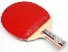 DHS Table Tennis Racket X2007, Ping Pong Paddle Penhold by DHS. $15.59. Model: 8DHS-AB05511 (#X2007)Material: Quality Wood and RubberHandle: Chinese Penhold / Short HandleBlade Ply: 7-9Front Side Rubber: Black PF4-1 Pimples Long & InReverse Side Rubber: Red PF4-1 Pimples Long & InFitted Play: All-RoundRecommended features: 1. Thicker blade, keep the control and speed of X1 series. 2. X2 Series rackets adopt classic emplastic rubber to improve loop drive skill.3....
