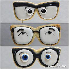 Eyeglasses!  See this Instagram photo by @manocookie • 10 likes