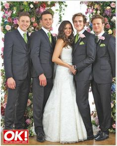 SOOO HAPPY for Tom Fletcher of McFly!!