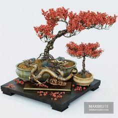 Semi bonsai
