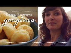 Receita de GOURGÈRES + passeio em cave de espumante | Especial Bourgogne - YouTube
