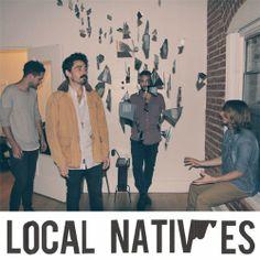 Local Natives.