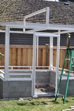 The Greenhouse Project: Framing and the Roof - Suburble Diy Greenhouse Plans, Backyard Greenhouse, Backyard Sheds, Outdoor Sheds, Garden Sheds, Garden Buildings, Garden Structures, Industrial Sheds, Outdoor Projects