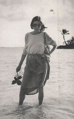 "Joan Didion's packing list is a must read on any fashion board:  ""to wear: 2…"