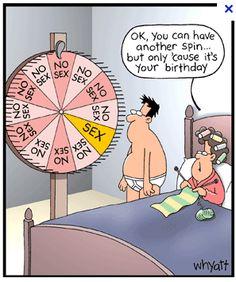 Sex i dag?