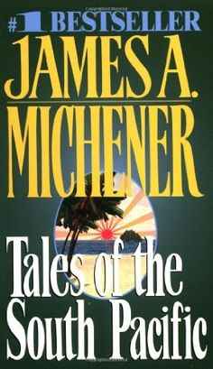 TALES OF THE SOUTH PACIFIC by James A. Michener - http://www.amazon.com/gp/product/0449206521/ref=cm_sw_r_pi_alp_wJ31qb1BTYQEP