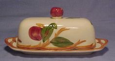 Franciscan Ware- Apple