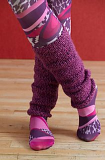 Londonderry Legwarmers by Lion Brand Yarn