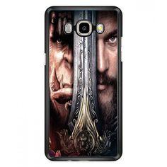 Warcraft The Beginning 2 Samsung Galaxy J7 (2016) Case | Aneend.com