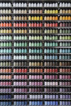 Home Art Studios, Art Studio At Home, Casa Anime, Art Supplies Storage, Ceramic Glaze Recipes, Fabric Photography, Craft Room Design, Art Supply Stores, Acrylic Paint Set