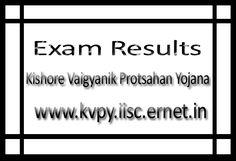 KVPY Result 2017 #Result
