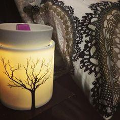tilia deluxe warmer ♥ #scentsy  Shop today at: lunaqtuna.scentsy.us