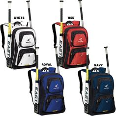 Easton Rev Bat Pack A163130 Softball Bags Players Stuff Baseball