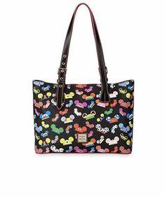 d827215384ac Dooney And Bourke Disney I Am Ears Tote Bag  Disneyana  Disney  WaltDisney  Dooney