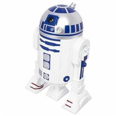 Star Wars Talking Cookie Jar with trademark beeping sounds Talking Jar with original movie sounds; Perfect for any food trademark beeping sound activated upon opening the cookie jar Officially Licensed