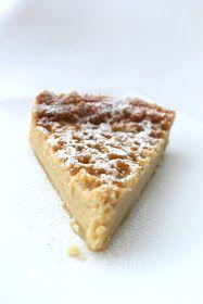 The Sweet Art: Buttermilk Pie