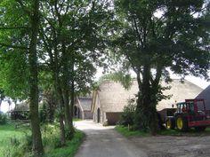 Overwoud bij Meulunteren, boerderij aan de Zeggelaarsweg