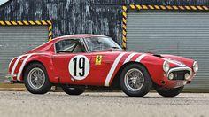 The 1960 Ferrari 250 GT SWB Berlinetta Competizione was built for endurance racing