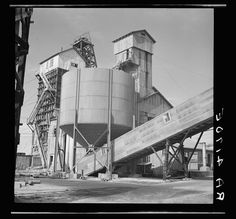 Zinc mine. Cherokee County, Kansas 1936
