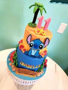Finding dory A4 sucre glace papier birthday cake topper image 1