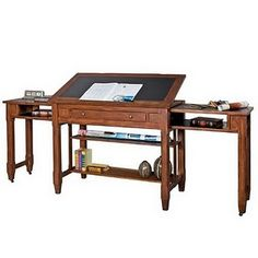 Now THAT is a drafting table!!