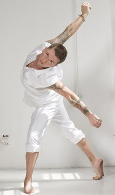 Travis Wall amazing choreographer! From SYTYCD.  He was a contestant and I loved watching him.