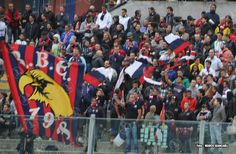 L'Aquila Vs Paganese, 10^ giornata di andata, Campionato di Lega Pro, Prima Divisione Girone B 2013/2014