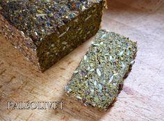 Paleolivet: Naturbarnets grøntsagsrugbrød