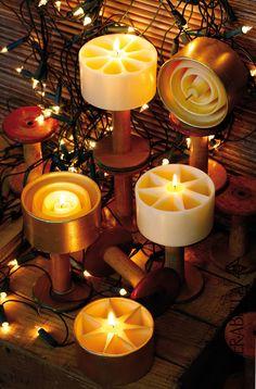 Scrabble candle all the letters by cerabella christmas - Velas letras scrabble ...