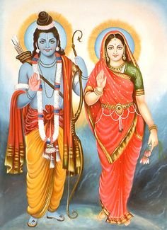 10 Hymns for Hindu Gods and Goddesses: Rama Aarti - The Hymn of Lord Rama