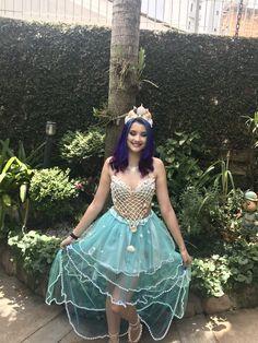 Ideia de fantasia de sereia