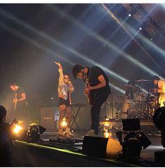 Paramore live at Harbor Theatre in Washington, DC 09/13/17
