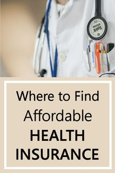 Where to Find Affordable Health Insurance? After all, individual health insurance plans are more expensive than the group health insurance policies. Affordable Health Insurance Plans, Health Insurance Options, Group Health Insurance, Health Insurance Coverage, Best Private Health Insurance, Insurance Benefits, Insurance Marketing, Insurance Quotes, Life Insurance