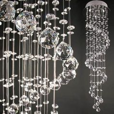 Lámparas de cristal | Decoracionia.net