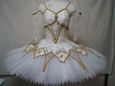 バレエ衣装 クラシックチュチュ