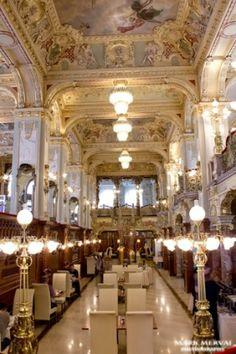 New York Palace Café #Budapest #NewYork #palace #Hungary #Europe