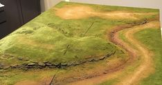 The 1000 Foot General plays historical wargames such as Hail Caesar, SAGA, and Fireball Forward in 28 and 15mm.