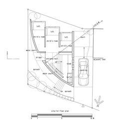 Pure House,Floor Plan