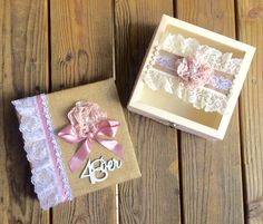 A personal favorite from my Etsy shop https://www.etsy.com/listing/451609012/lace-burlap-album-and-box-wedding-card