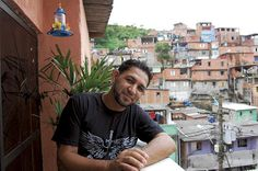Claudio Miranda's music is taming a once-savage Brazilian neighborhood - CSMonitor.com