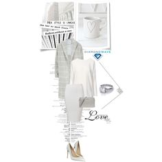 Designer Clothes, Shoes & Bags for Women Anine Bing, Karl Lagerfeld, Her Style, Michael Kors, Shoe Bag, Coat, Polyvore, Stuff To Buy, Shopping