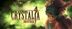 Crystalia: Orb of Magic – un divertente (e frenetico) sparatutto per iOS e Android !